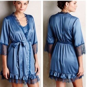 Anthropologie Lace Robe